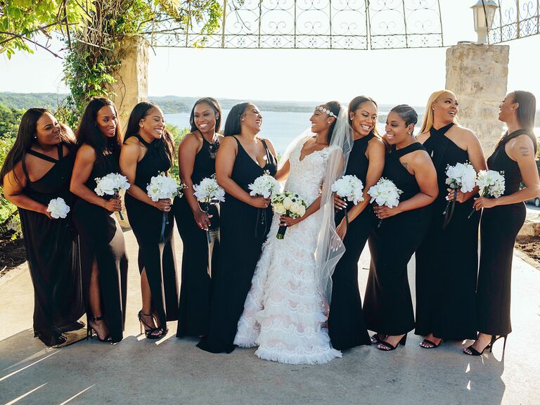 Who Pays for Bridesmaid Hair and Makeup