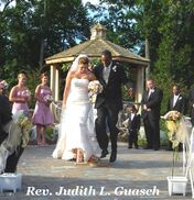 Gettysburg, PA Wedding Minister | Rev. Judith L. Guasch, M.Div. Wedding Officiant