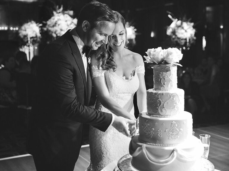 Best Time To Cut Wedding Cake