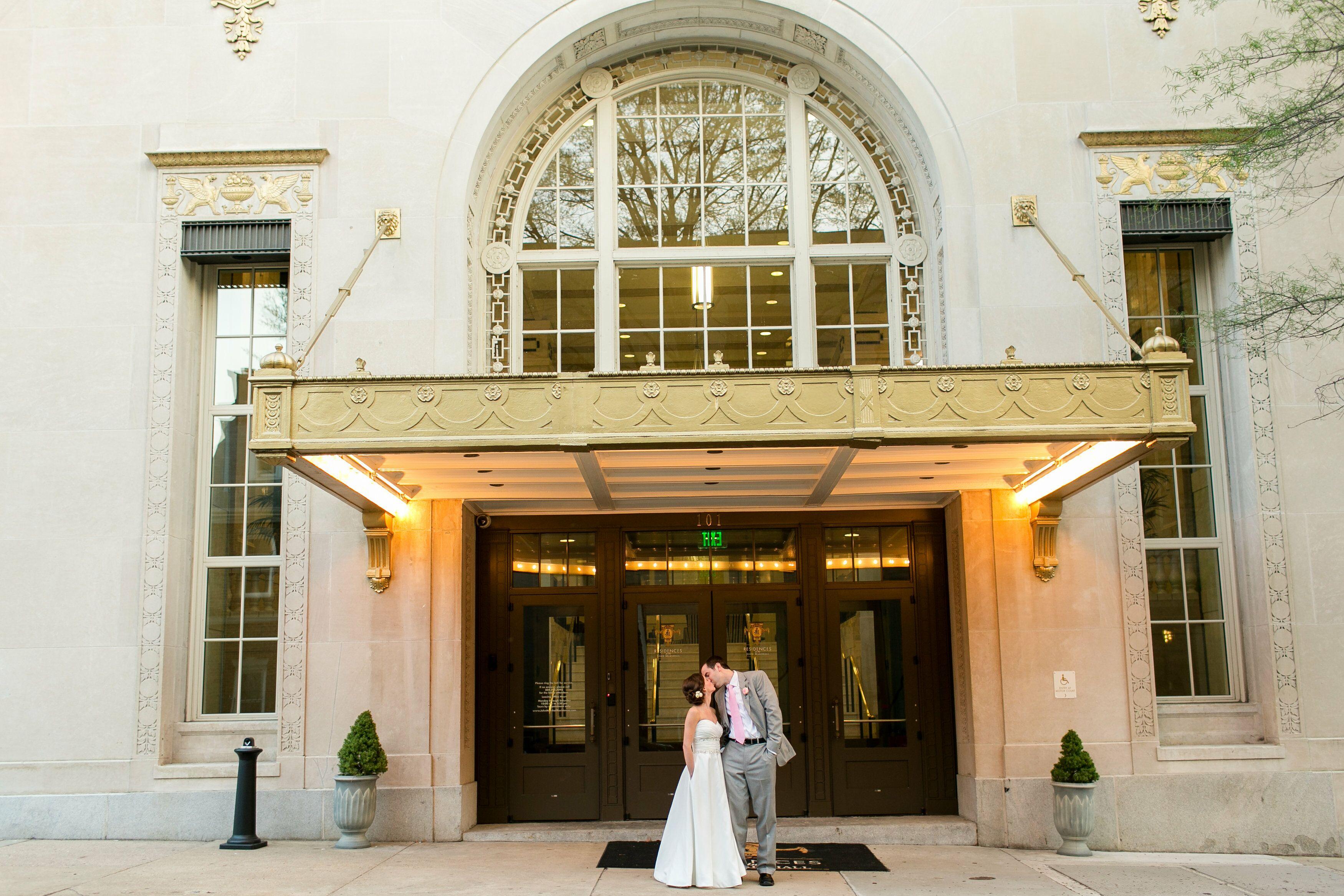 The John Marshall Ballrooms Reception Venues Richmond Va
