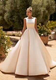Moonlight Collection J6772 Ball Gown Wedding Dress