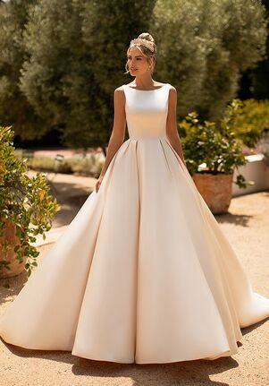 Moonlight Collection J6772 Ball Gown Wedding Dress