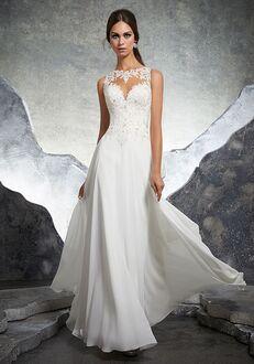 Morilee by Madeline Gardner/Blu Keisha/5606 Sheath Wedding Dress