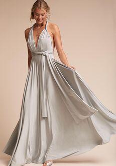 BHLDN (Bridesmaids) Ginger Convertible Maxi V-Neck Bridesmaid Dress