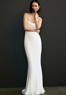 Savannah Miller CERISE Sheath Wedding Dress