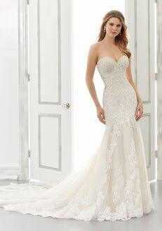 Morilee by Madeline Gardner Allison Mermaid Wedding Dress