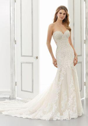 Morilee by Madeline Gardner Allison Mermaid Wedding Dress