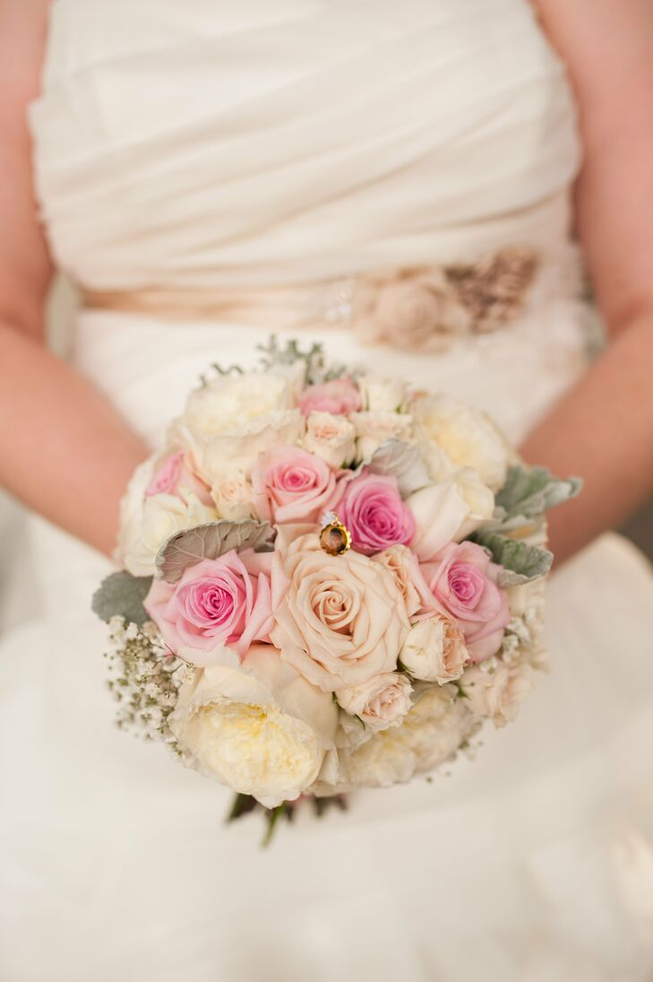 Pastel Rose Bouquet