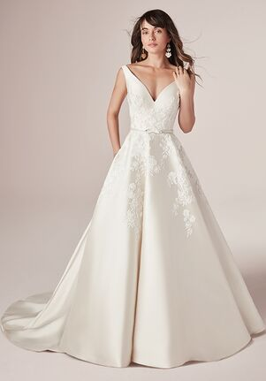 Rebecca Ingram VALERIE 20RW194 A-Line Wedding Dress