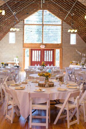 Pine River Ranch Barn Reception