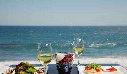 Oceanview Bar And Grill Reception Venues Laguna Beach Ca