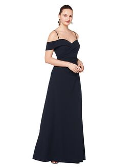 Bill Levkoff 1622 Off the Shoulder Bridesmaid Dress