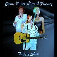 Lake Mills, WI Elvis Impersonator | Elvis, Patsy Cline & Friends Tribute Show