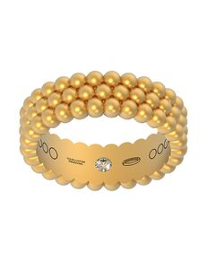 Everband 6 mm Tri Cirq Gold, Platinum, White Gold, Rose Gold Wedding Ring