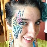 Vancouver, WA Face Painting | Kelsey, The Face Painting Lady