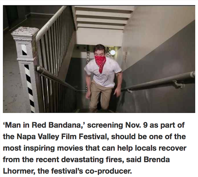 Napa Film Festival Write-Up