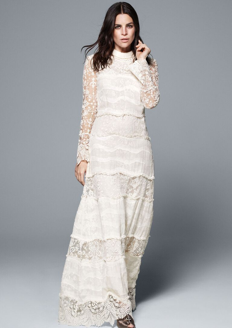 H&M Launches Eco-Conscious Wedding Dresses