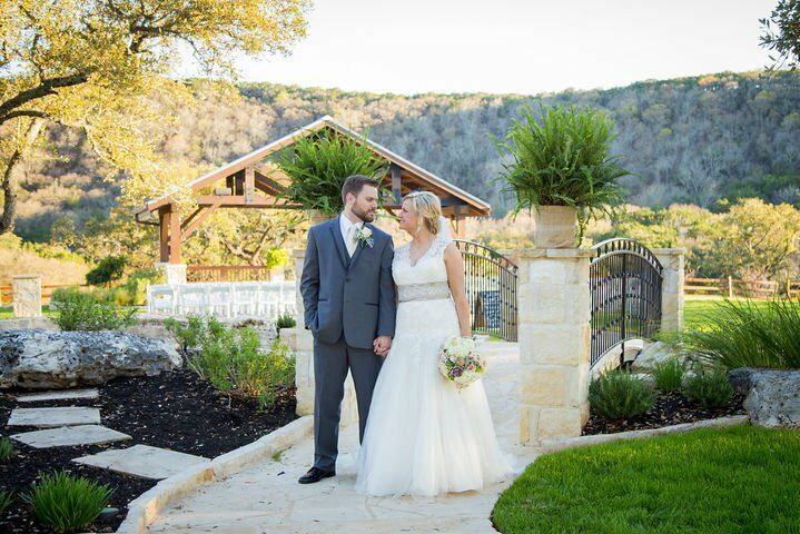 Wedding reception venues in san antonio tx the knot the milestone boerne junglespirit Image collections