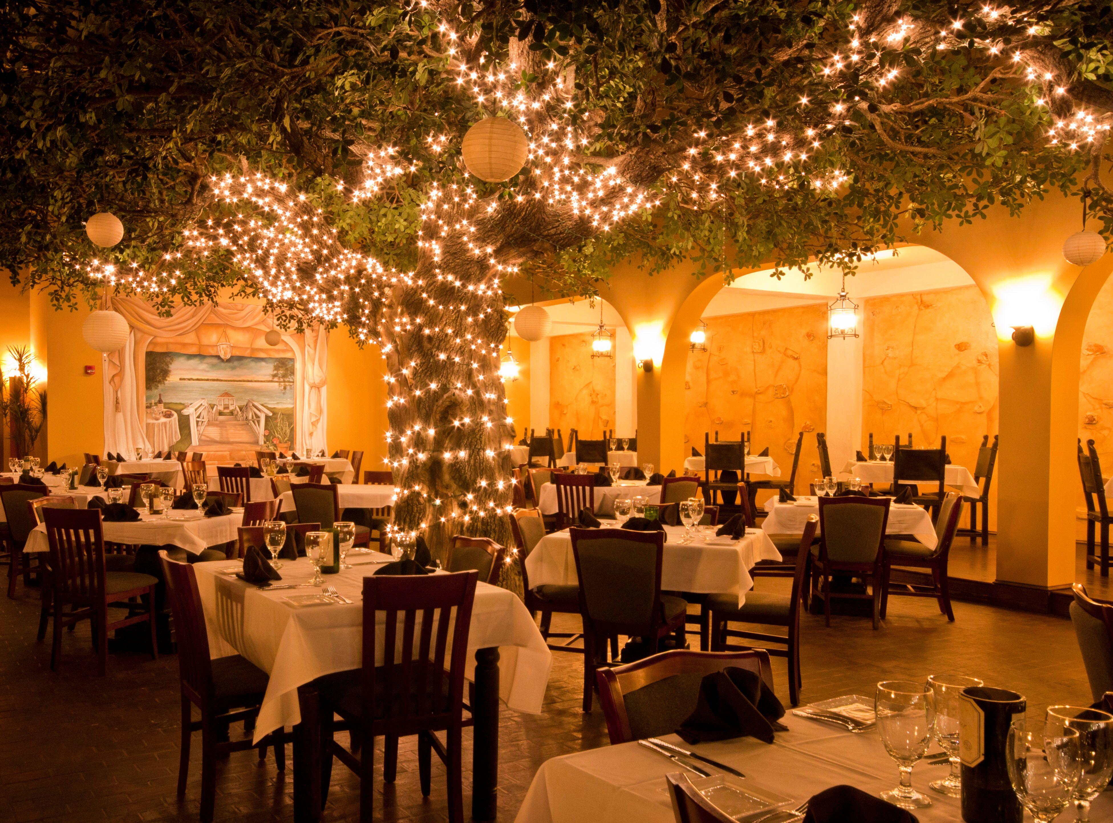 Top  Romantic Restaurants In Sarasota