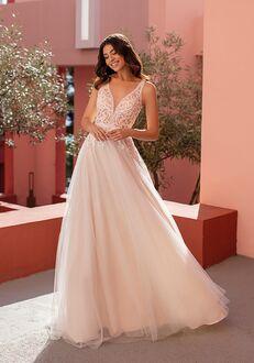 WHITE ONE LOBELIA Ball Gown Wedding Dress