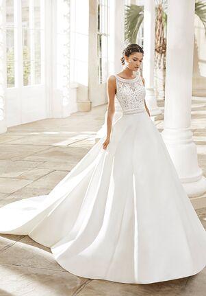 Rosa Clará TIARA Ball Gown Wedding Dress