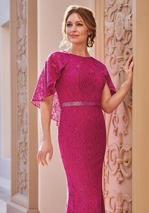 Jade Couture Mother of the Bride by Jasmine K208063 Red Mother Of The Bride Dress