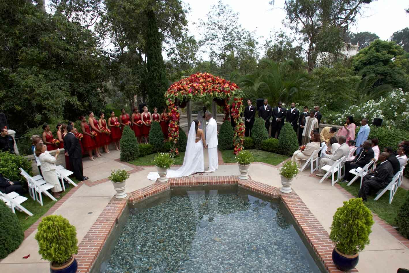 The Prado At Balboa Park Weddings Events