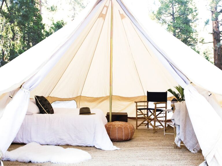 Camp'd Out tent