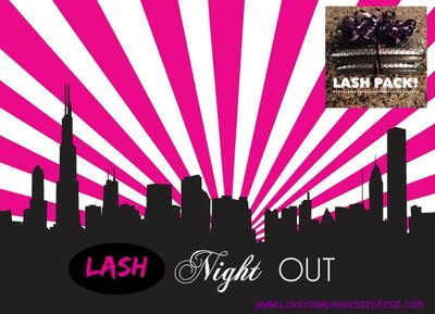 Love Your Lashes by Cassie