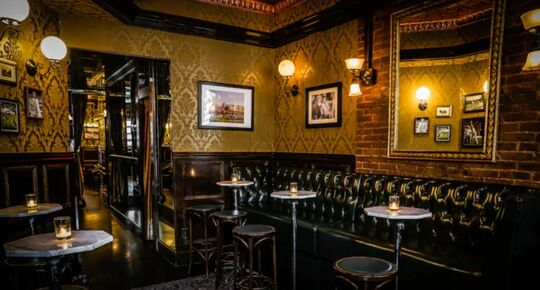 Manhattan Cricket Club - The Parlor - Private Room - New York City, NY