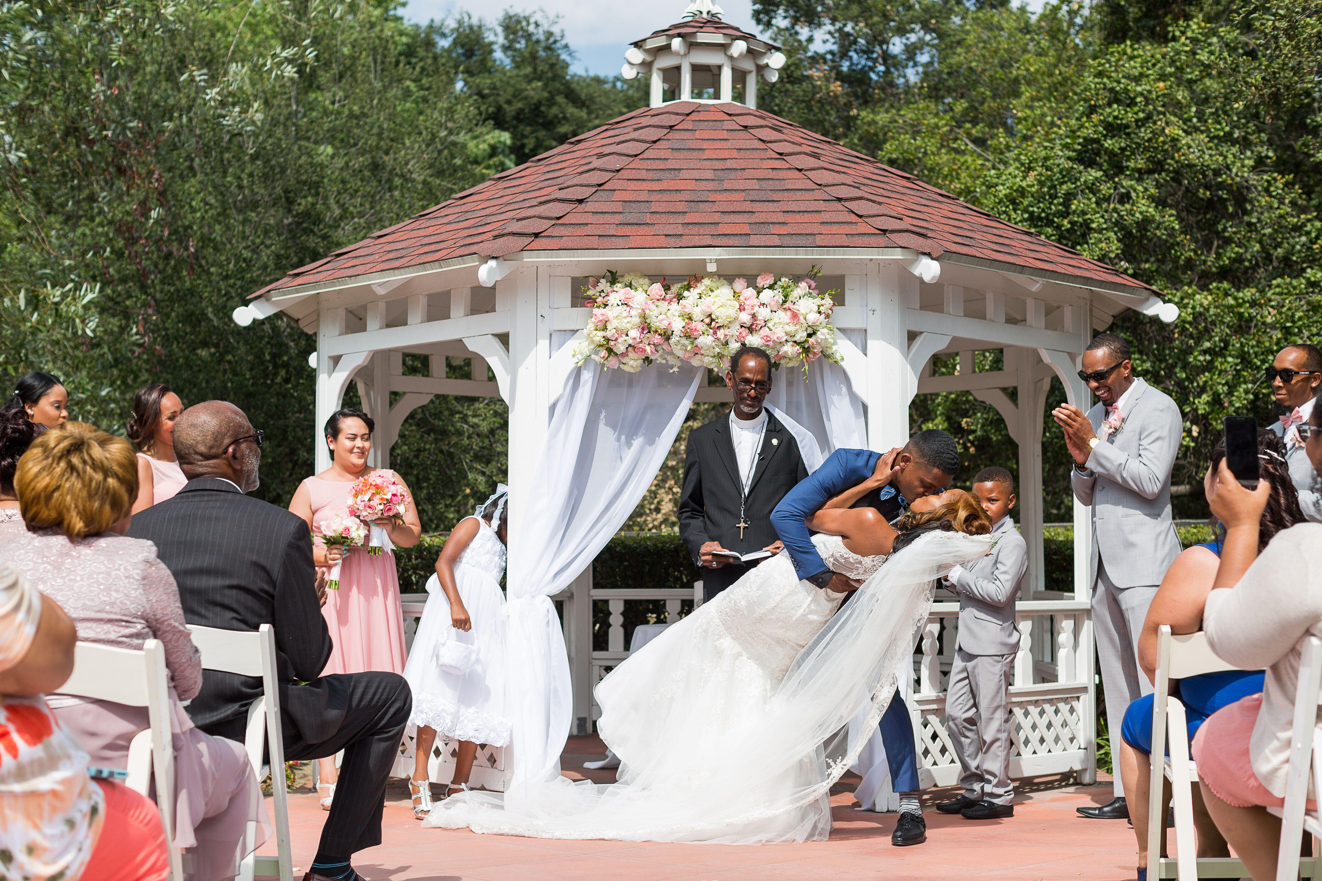 Wedding reception venues in los angeles ca the knot wedgewood weddings sierra la verne junglespirit Gallery