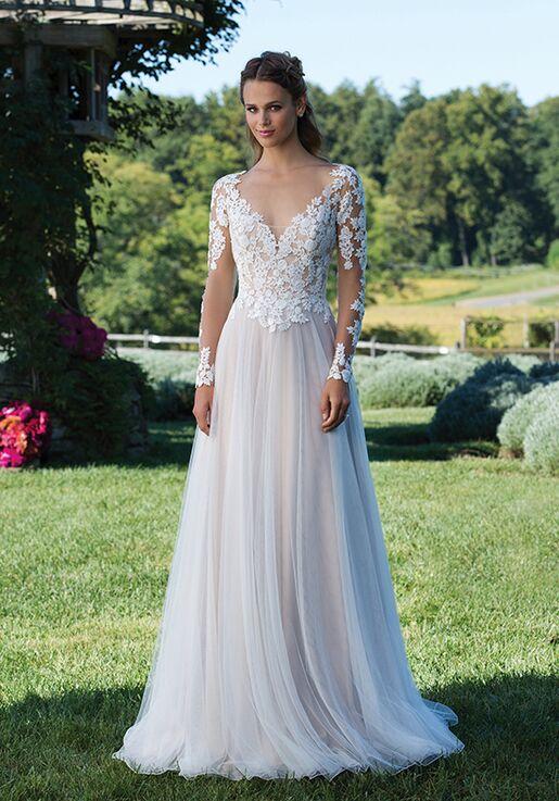 317217a8e59a1 Sincerity Bridal 3972 Wedding Dress | The Knot