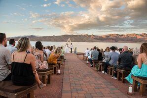 Modern Desert Ceremony in Arizona