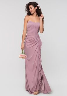 Kleinfeld Bridesmaid KL-200126 Strapless Bridesmaid Dress