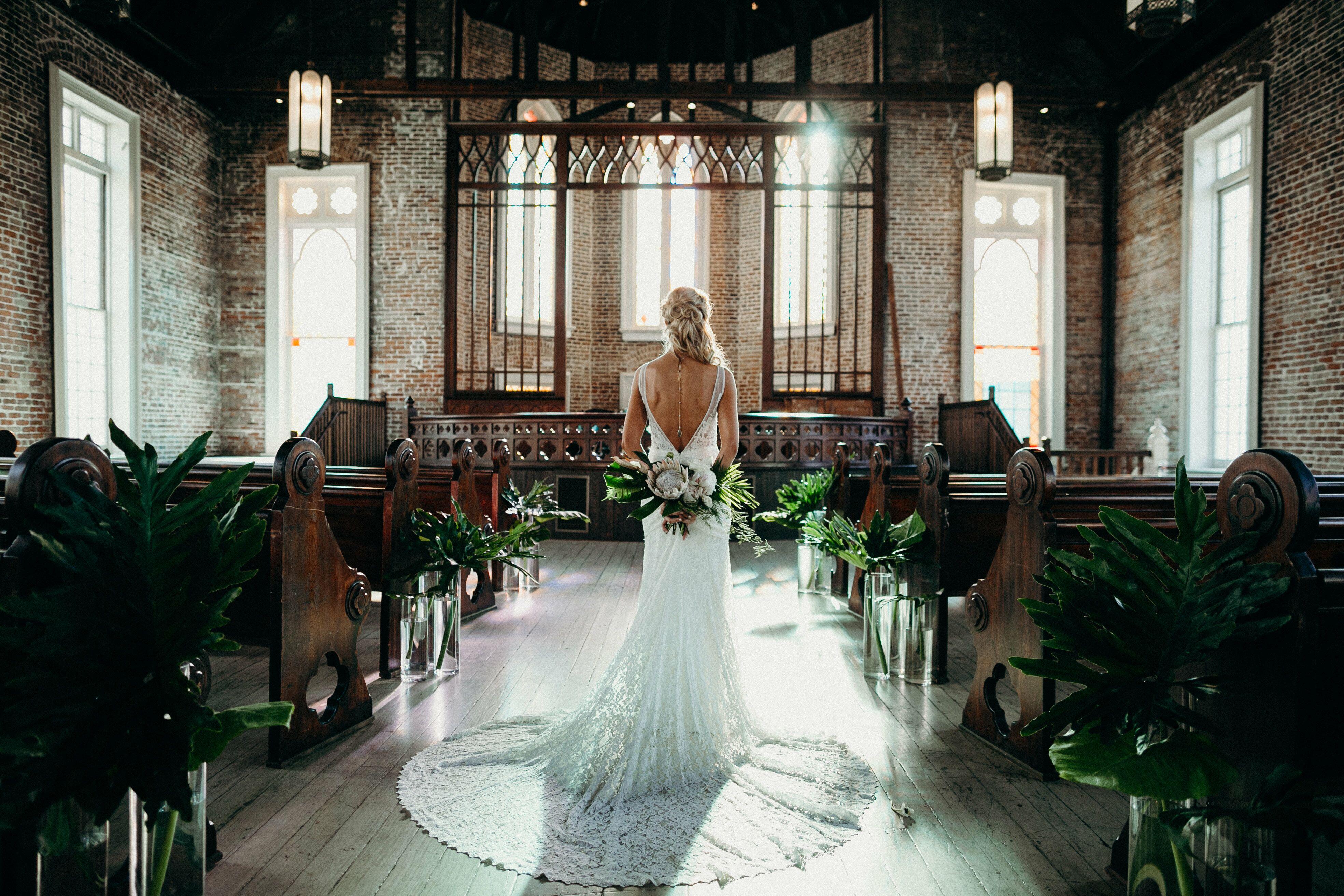 Felicity Church Reception Venues New Orleans La