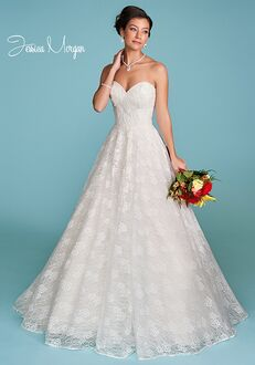 Jessica Morgan CHARM, J1992 Ball Gown Wedding Dress