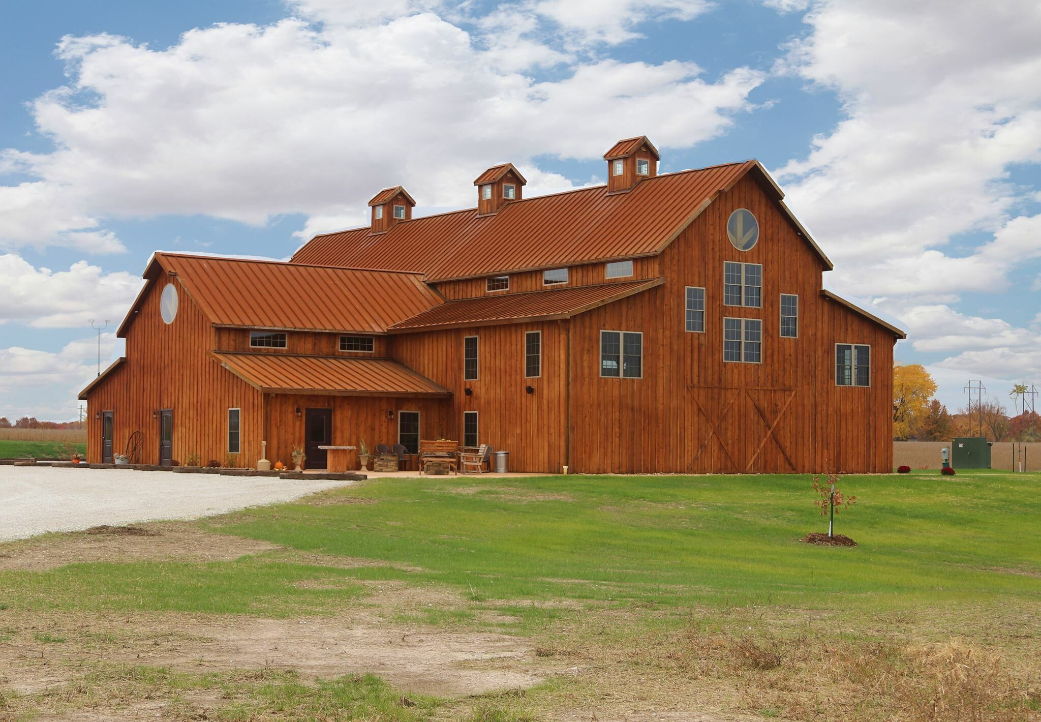 White Oaks Barn Reception Venues Kirksville Mo