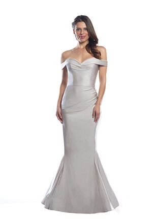 Bari Jay Bridesmaids 2059 Off the Shoulder Bridesmaid Dress
