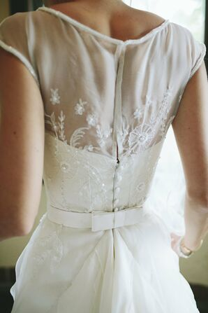 Intricate Lace Bridal Gown