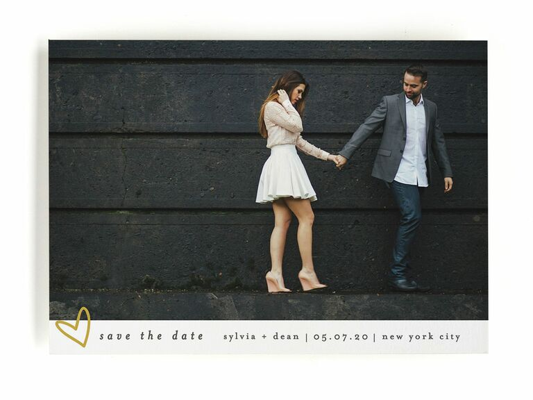 Oh My Heart save-the-dates