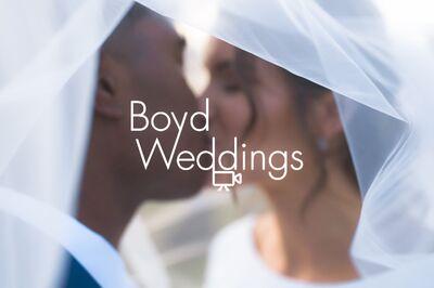 Boyd Weddings