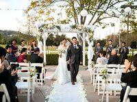 Wedding venue in Pasadena, California.