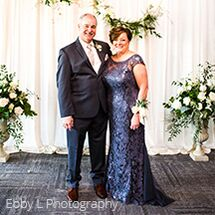 mother of the bride and father of the bride