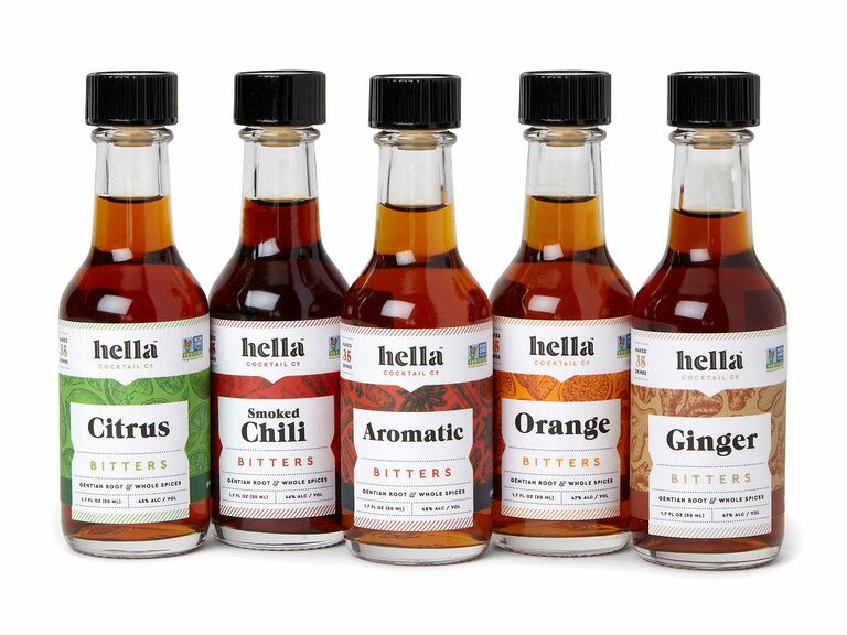 cocktail bitters unique gift for husband