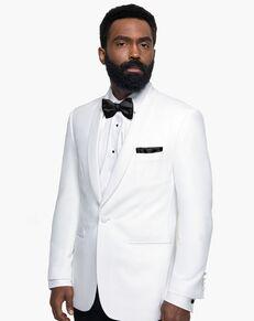 Generation Tux White Shawl Lapel Tuxedo White Tuxedo