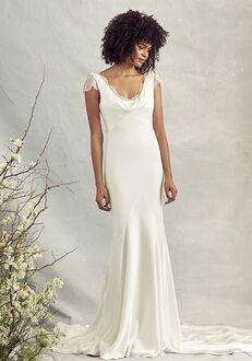 Savannah Miller Rae Mermaid Wedding Dress