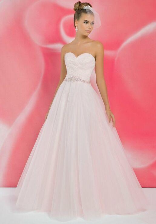 Alexia Designs Ivory by Alexia I105 Wedding Dress - The Knot