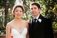 The Bride Melanie Moy, 30, a software engineer The Groom Joe Dente, 28, a software engineer The Date February 27  Melanie and Joe picked the Austin Mu