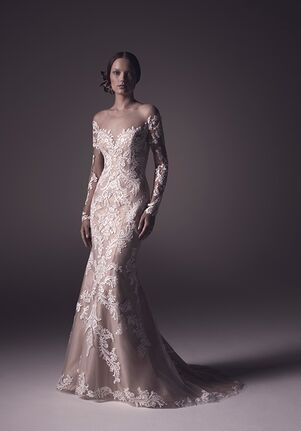 Amaré Couture C110 Harper Mermaid Wedding Dress