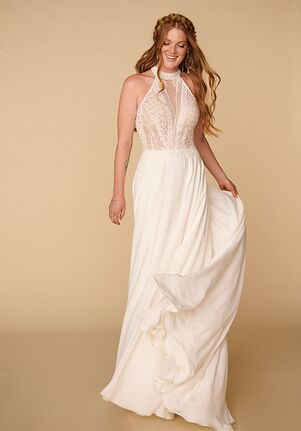 All Who Wander June Sheath Wedding Dress